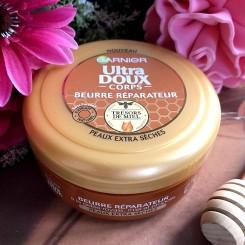 garnier ultra doux corps beurre reparateur tresors de miel 1