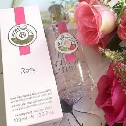 roger gallet eau parfumee bienfaisante rose 1